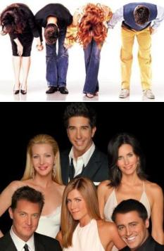 Friends x Will & Grace