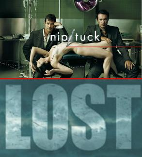Nip Tuck x Lost